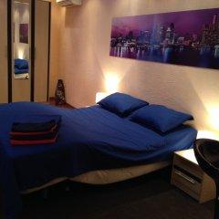 Megapolis Hotel 3* Студия с различными типами кроватей фото 11