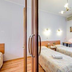Гостиница Park Lane Inn Стандартный номер разные типы кроватей фото 11