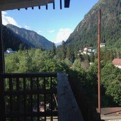 Гостиница Горные Вершины Улучшенный номер с различными типами кроватей фото 4