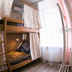 Хостел Рус - Иркутск Номер с общей ванной комнатой с различными типами кроватей (общая ванная комната) фото 7