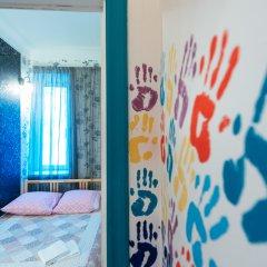 Hostel Five Номер категории Эконом с различными типами кроватей