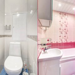 Апартаменты Domumetro на Россошанской 3/2 ванная фото 2