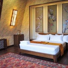Гостевой Дом Семь Морей Номер Делюкс разные типы кроватей фото 6