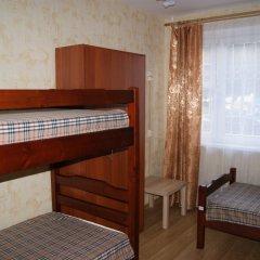 Хостел Благовест на Тульской Кровать в общем номере двухъярусные кровати