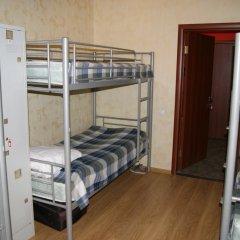 Хостел Благовест на Тульской Кровать в женском общем номере двухъярусные кровати фото 2