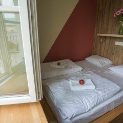 Хостел DREAM Hostel Warsaw Стандартный номер с различными типами кроватей