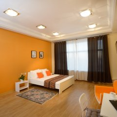 Apelsin Na Sretenskom Bulvare Mini Hotel комната для гостей фото 2