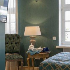 Отель Relais le Chevalier Улучшенный номер с различными типами кроватей фото 12