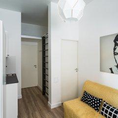 Апарт-Отель Art Apart Hotel Moscow Стандартный номер с различными типами кроватей фото 2