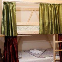 Хостел Столичный Экспресс Кровать в общем номере с двухъярусной кроватью фото 3