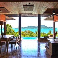 Sri Panwa Phuket Luxury Pool Villa Hotel 5* Люкс с различными типами кроватей фото 24