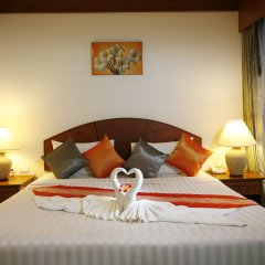 Отель Jiraporn Hill Resort 3* Стандартный номер