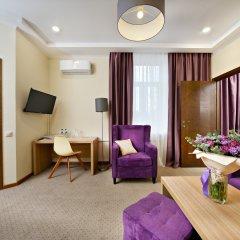Гостиница Ярославская 3* Люкс с двуспальной кроватью фото 4
