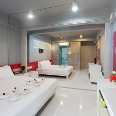 Апарт-Отель The Oddy Hip комната для гостей фото 8