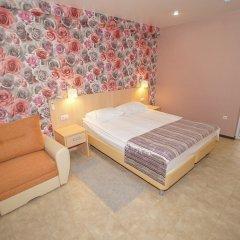 Парк-отель ДжазЛоо 3* Стандартный семейный номер с разными типами кроватей фото 16