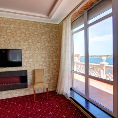 Гостиница Вилла Никита Апартаменты с разными типами кроватей фото 3