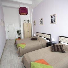 Хостел Bla Bla Hostel Rostov Стандартный номер с различными типами кроватей фото 2
