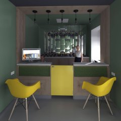 Гостиница City Bortoli гостиничный бар