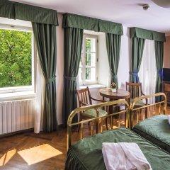 Hotel Roma Prague 4* Улучшенный номер с различными типами кроватей фото 2