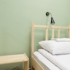 Хостел Story Кровать в женском общем номере двухъярусные кровати фото 4