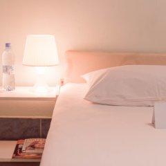 Гостиница Андрон на Площади Ильича Номер Эконом разные типы кроватей фото 4