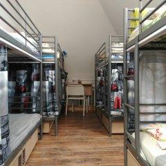 Хостел Кислород O2 Home Кровать в общем номере фото 4
