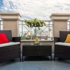 Гостиница Park Inn by Radisson Sochi City Centre 4* Люкс с панорамным видом с различными типами кроватей фото 4