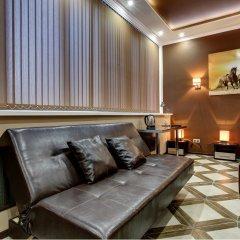 Мини-Гостиница Брусника Щелковская комната для гостей