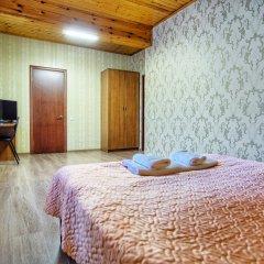 Гостиница Олимп Стандартный номер с разными типами кроватей фото 7