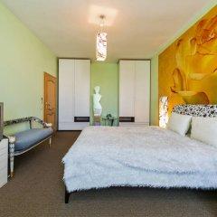 Апартаменты Luxury Voykovskaya Улучшенные апартаменты с разными типами кроватей фото 2