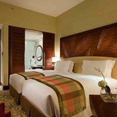 Отель Sofitel Dubai Jumeirah Beach 5* Улучшенный номер с различными типами кроватей