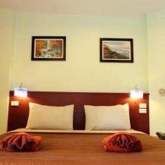 Отель Patong Eyes 3* Улучшенный номер с различными типами кроватей фото 2