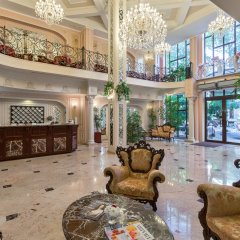 Бутик Отель Калифорния интерьер отеля фото 5