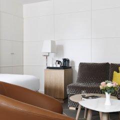 Отель Hôtel Opéra Richepanse 4* Номер Делюкс с различными типами кроватей фото 5
