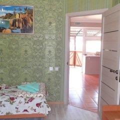 Гостевой Дом Золотая Рыбка Стандартный номер с различными типами кроватей фото 37