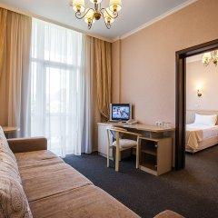 Гостиница Санаторно-курортный комплекс Знание 3* Номер Комфорт с разными типами кроватей фото 2