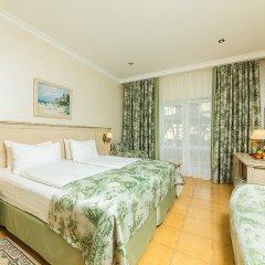 Гостиница Alean Family Resort & SPA Doville 5* Улучшенный номер с разными типами кроватей фото 5