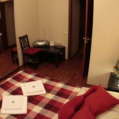 Мини-отель Мансарда Стандартный номер с разными типами кроватей (общая ванная комната) фото 10
