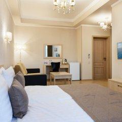 Hotel Gold&Glass Улучшенный номер с разными типами кроватей
