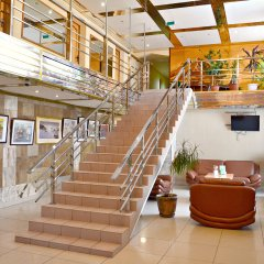 Гостиница Колос в Барнауле 1 отзыв об отеле, цены и фото номеров - забронировать гостиницу Колос онлайн Барнаул интерьер отеля фото 4