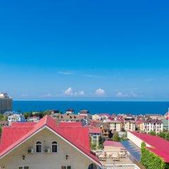 Гостиница Банановый рай пляж