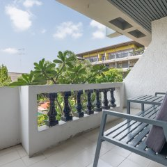 Отель Lantana Pattaya Таиланд, Паттайя - 1 отзыв об отеле, цены и фото номеров - забронировать отель Lantana Pattaya онлайн балкон