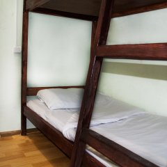 Хостел Лофт Кровать в общем номере с двухъярусной кроватью фото 6