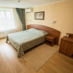Гостиница Саяны 2* Апартаменты разные типы кроватей фото 2