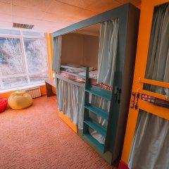 Гостиница Dom Solntsa Кровать в женском общем номере с двухъярусной кроватью фото 3