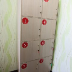 Хостел Like Home Кровать в мужском общем номере с двухъярусной кроватью фото 2
