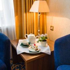 Гостиница Малахит 3* Номер Бизнес с разными типами кроватей фото 4