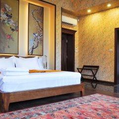 Гостевой Дом Семь Морей Номер Делюкс разные типы кроватей фото 15