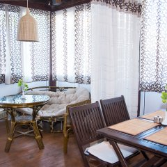 Гостиница Suleiman Palace балкон