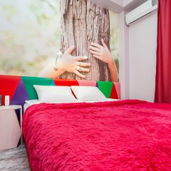Хостел Good Luck Улучшенный номер с различными типами кроватей фото 3